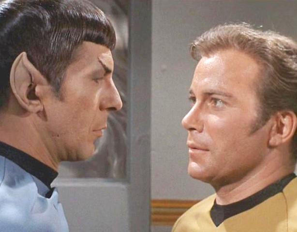 Spock Kirk