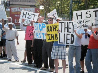 HST protest 1