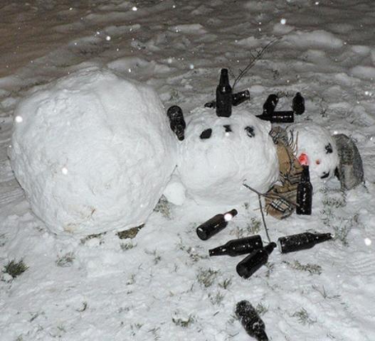 snowdrunk