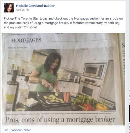 Facebook Christine
