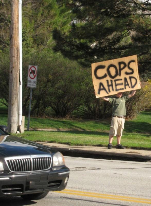COPS modified