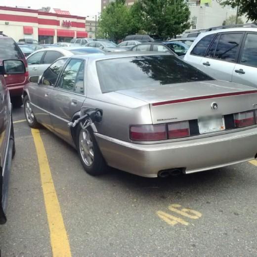 GAS CAR modified