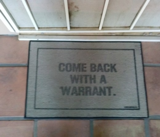 WARRANT modified