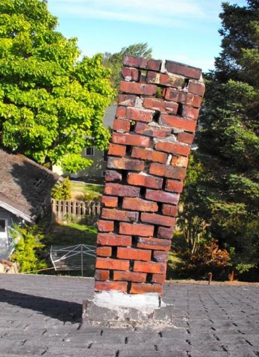 chimney modified
