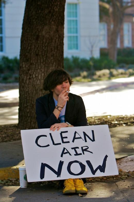 CLEAN AIR modified