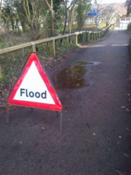 FLOOD modified