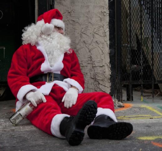 Bad santa modified