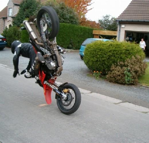 BIKER modified