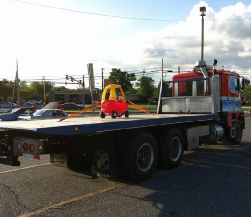 FLATBED modified