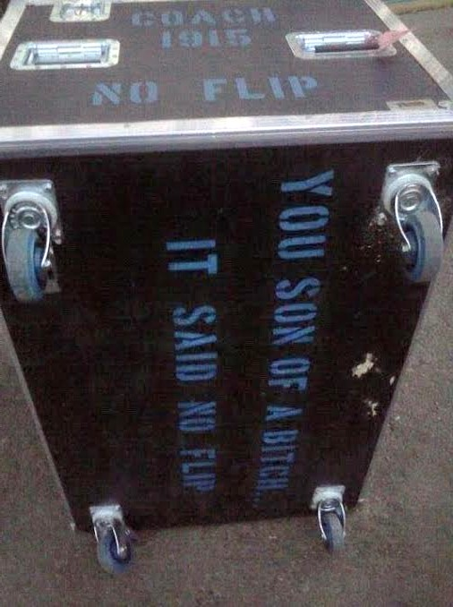 NO FLIP modified