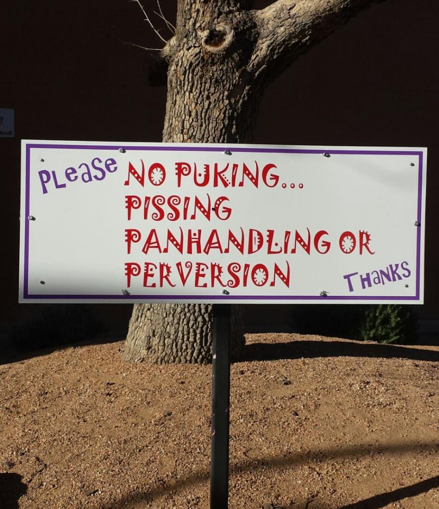 NO PUKING (2)