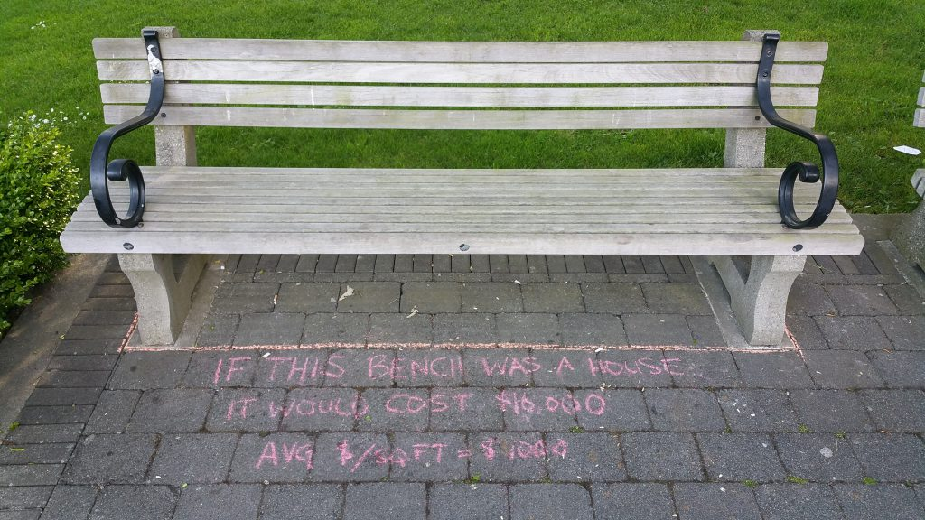 COAL HARBOUR BC BENCH