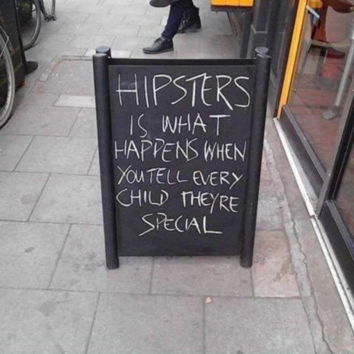 HIPSTERS modified